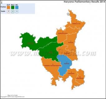 Haryana General (Lok Sabha)
