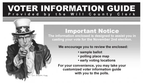 The new Voter Information