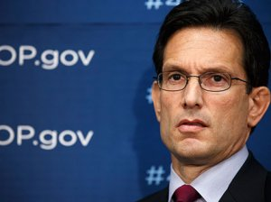 Poll: Cantor's Lead Cut to 52-39 over Dave Brat in Virginia Primary