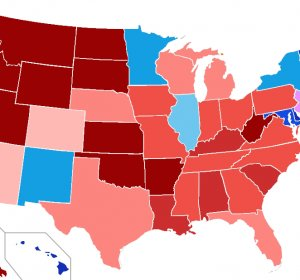 2012 presidential election Illinois