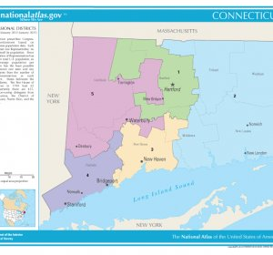 Voter information Connecticut