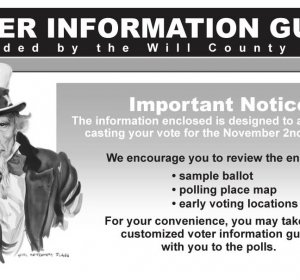 Voter information Illinois