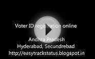 Andhra Pradesh Voter details and know your Voter Id and