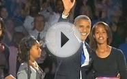 Barack Obama Wins Presidential Election 2012
