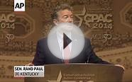 CPAC Straw Poll Results 2014: Rand Paul Wins Conservative Vote