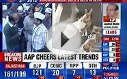 Delhi poll results: AAP cheers latest trend