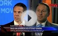 Election 2014 — Race for NY Governor and Attorney General