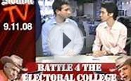 ELECTORAL COLLEGE: LIKE LIPSTICK ON THE 2004 MAP