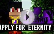 Eternity SMP Application Form - NOW INVITE ONLY