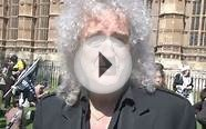 "General Election: Brian May leads ""Votes for Animals"