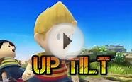 How To Lucas - Smash 4 - Informative And Combo Guide