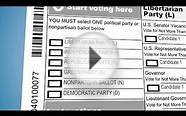 How to Vote in the Primary Election