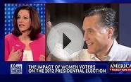 Impact of women voters in 2012 presidential election