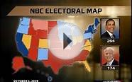 Keith Olbermann: New electoral map 10/06/08