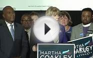 Martha Coakley wins Democratic primary in Massachusetts