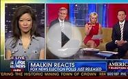 Michelle Malkin Reacts to Fox News Election Polls Just
