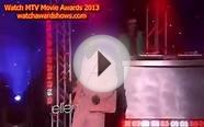 MTV Movie Awards 2013 Information
