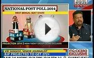 National Post Poll 2014: Exit Poll results and analysis (PT 1)