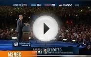 Obama Elected 2012: President Clinches Electoral Vote Win