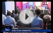 On The Spot: Presentation of 2016 Opinion Poll results