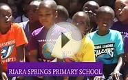 Riara Springs Primary 2015 Election Day on Youth TV Kenya