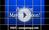 Saregamapa 2014 audition dates, registration, kolkata