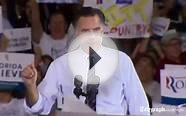 US Election 2012: Mitt Romney makes final push in Florida