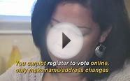 Voter Online Name Address Change