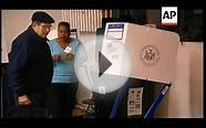 WRAP Early voting in US midterm congressional elections